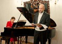 Prawykonanie Sonetów do Laury - W. Kilar